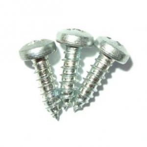 Fittings, screws etc