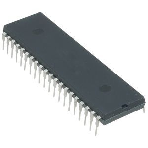 6526 CIA Chip for Commodore 64 - Desoldered
