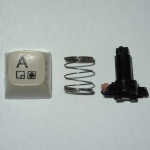 Spare Key (C64C white keys) Grade 1.5