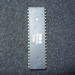8500 CPU for Commodore 64  ** Desoldered **