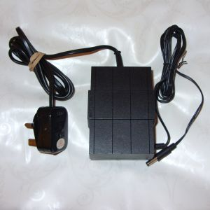 Sinclair UK1400 PSU for ZX Spectrum (Spectrum Plus styling)