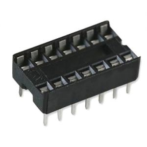 14 pin DIL socket