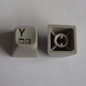 Type 3 Spare Key - C64C (White keys) - Grade 1.2