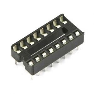 16 Pin DIL socket
