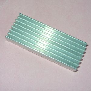 C128 48 pin VIC Heatsink *Bare*