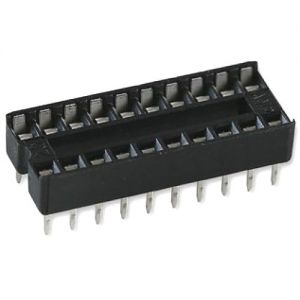20 Pin DIL socket