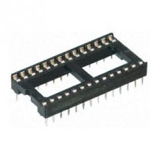 28 Pin DIL Socket