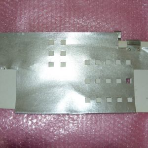 Cardboard foil shield - Type 4 for the C64C