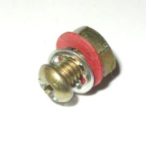 Heatsink attachment bolt, washer and nut - Samsung type