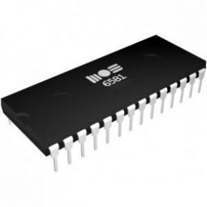 6581 SID Chip for Commodore 64 (Heavy filter)