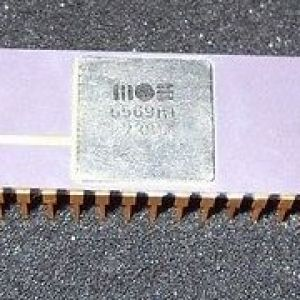 6569 R1 VIC II PAL Video Chip for Commodore 64